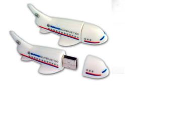 软胶飞机u盘 - 深圳市盛世天和电子科技有限公司